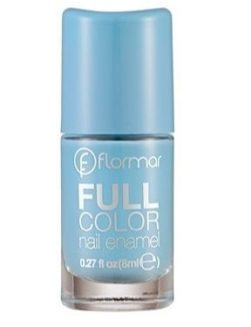 Esmalte Flormar Full color Clear Sky Azul