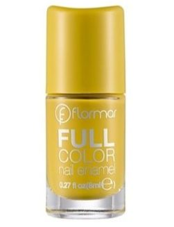 Esmalte Flormar Full color Grass Juice Verde