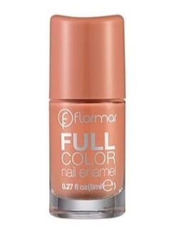 Esmalte Flormar Full color Peach Sparker Nude