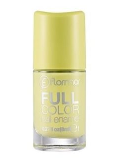 Esmalte Flormar Full color Source Of Energy Verde